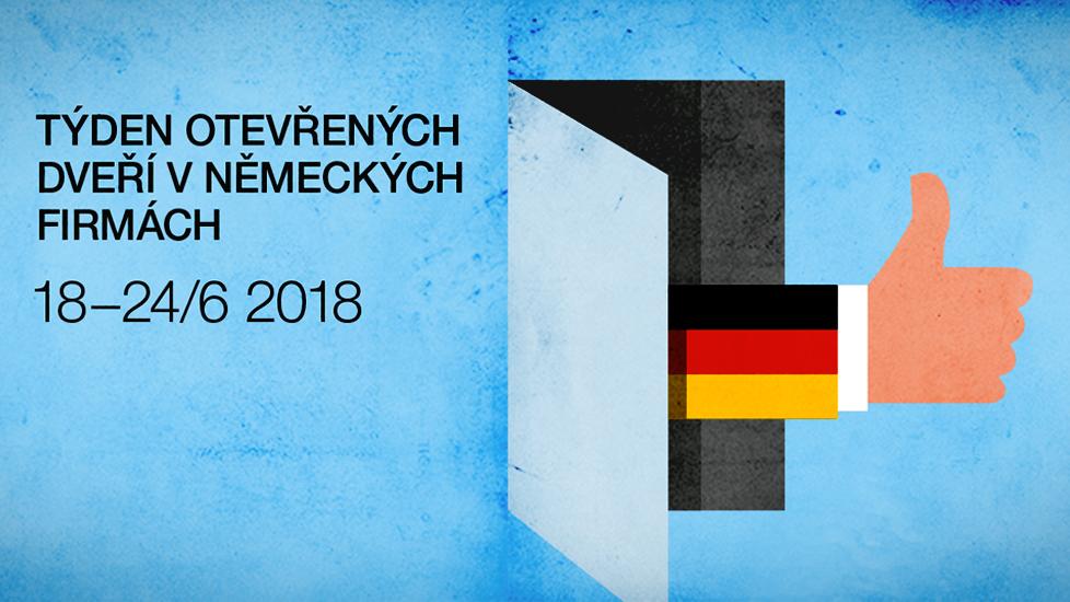 Týden otevřených dveří v německých firmách