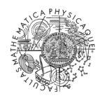 Matematicko-fyzikální fakulta UK