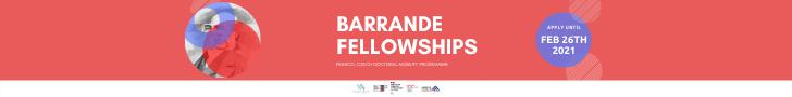 Barrande Fellowship